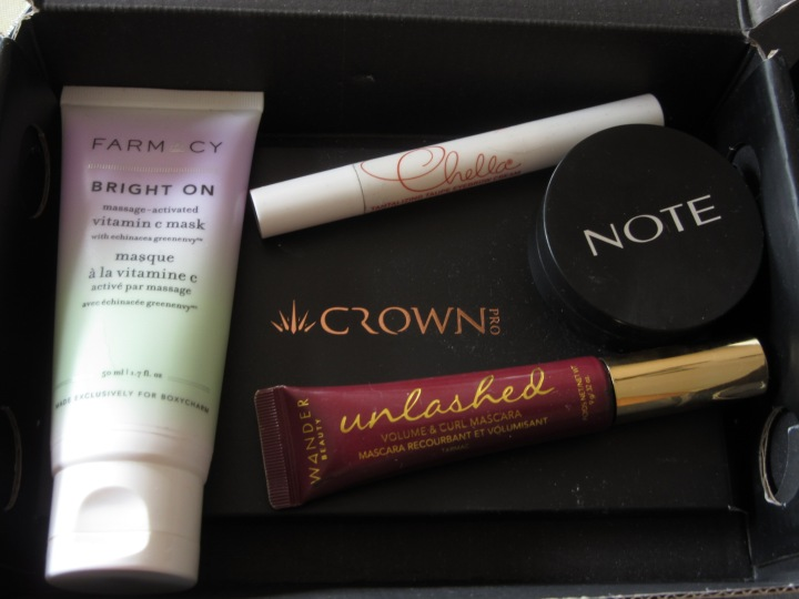 July 2018 BoxyCharm Review