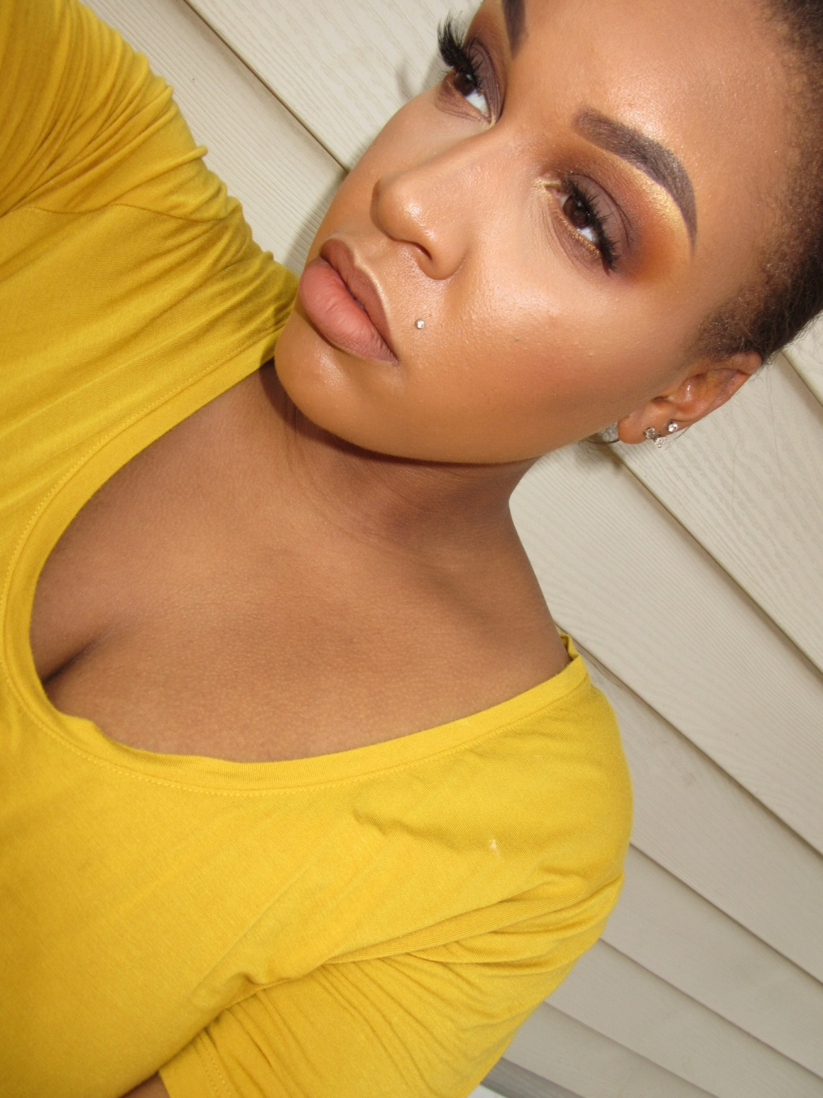Chocolate Peanut Butter featuring Morphe x JaclynHill